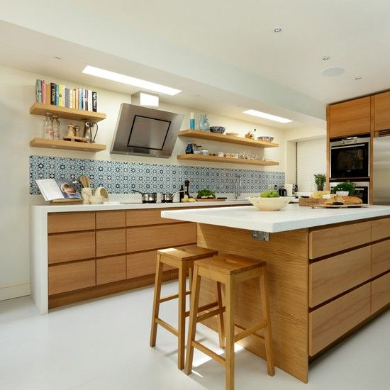 drewniane meble kuchenne