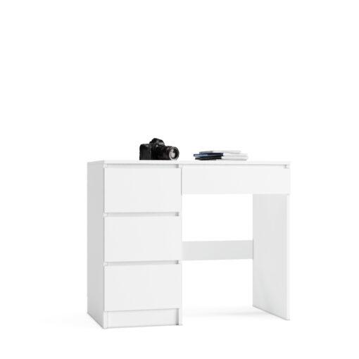 białe biurko na zamówienie 1