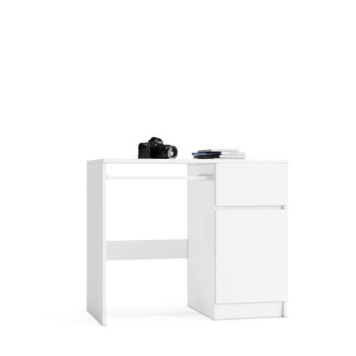 białe biurko na zamówienie
